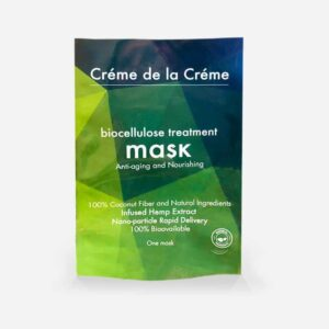 Biocellulose Mask - Single Pouch(Anti-Aging and Nourishing Treatment Mask)